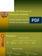 3.  Apply distance and midpoint.ppt