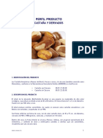 Perfil de Exportación CASTAÑA