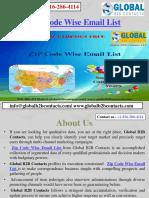 Zip Code Wise Email List.pptx