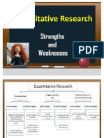Research Strength and Weaknesses