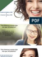 Publicidad Promo Ortodoncia