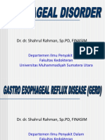 Esophageal Disorder.ppt