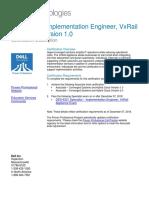 DES-6321 Specialist-Implementation Engineer VxRail Appliance Exam