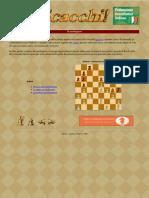 Andreas Vogt - Il Mediogioco (middlegame lessons in Italian)