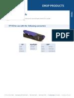 VT150 Spec Sheet