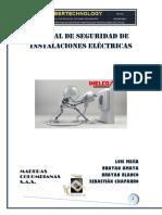 Manual de medidas de seguridad para instalaciones eléctricas..pdf