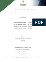 Avance 3 Anteproyecto de Investigación - Marco de Referencia