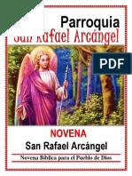 Novena San Rafael Arcángel