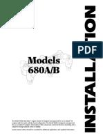 Modelo 680A & B
