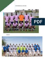 10 Equipos de Los Paises Participantes de La Copa Oro