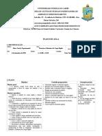 Plano de Aulas de Rotações e Dinâmica Do Corpo Rígido