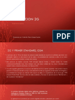 Generacion 2g