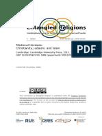 AMES, Christine Caldwell. Medieval Heresies. Christianity - Judaism and Islam