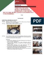 Opción 02 Viaje de Estudios de Investigación Comunidades de Zaña Ferreñafe y Túcume