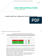 Complete Squid Proxy Configuration Guide on IPFire Firewall _ Top Computer Networking Guide