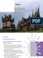 PPT Narative text