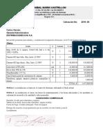Propuesta Cctv en Axa Gh Mini Dvr