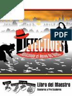 Detectives Médicos ADOLESCENTES.