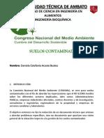 Exposicion CONAMA