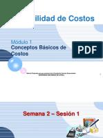 Semana 2 - Objetos Del Costo y Estado de Costo de Produccion