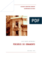 LFA Percursos Do Ornamento