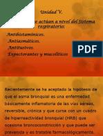 Unidad v Conceptos Farmacologia I 2019