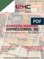 Geração Makers Impressoras 3D