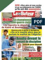 LE BUTEUR PDF du 09/11/2010