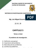 Mic - Clase 5 - Problemas de Investigacion - 1