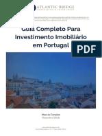 Guia de Investimento Imobiliario Em Portugal Dez 18