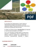 CAPACITACION DE LA 5S