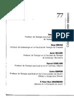 Manresa 2005 10-12 La mística Ignaciana II NOvedad de una tradicion.pdf
