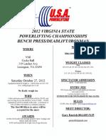 VA Champ 2012