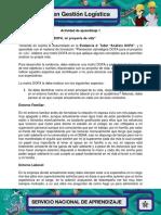 Evidencia 6 Matriz Mi DOFA Mi Proyecto de Vida V2-1