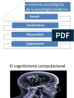 PP Cognitivismo Computacional
