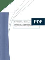 Dictamen  EEFF y notas LA VELOZ 2018.pdf