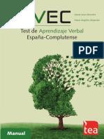 TAVEC Manual Extracto