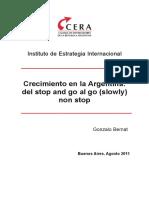 BERNAT - Crecimiento en La Argentina