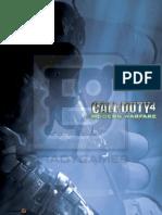 COD4 Guide - Manual de Usuario