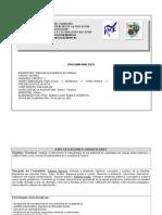 (MU0802) Sistema y Enseñza de La Música