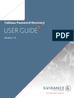 Password Recovery User Guide
