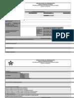 GFPI-F-016 Formato Proyecto Formativo