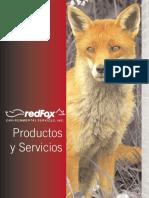 REDFOX BROCHURES PANISH.pdf