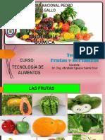 1 Las Frutas y Hortalizas