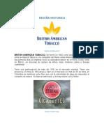 RESEÑA HISTORICA btc