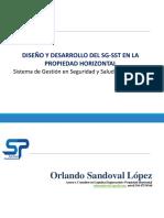 Diseño y Desarrollo Del SG-SST en PH