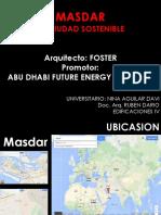 EDIFICACIONES 4 EXPO CIUDAD DE MASDAR.ppt