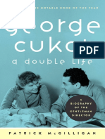 Patrick McGilligan - George Cukor_ a Double Life-University of Minnesota Press (2013)