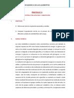 Informe 6 Respiracion Aerobia y Anaerobia