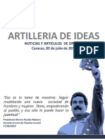 ARTILLERIA DE IDEAS 02JUl19
